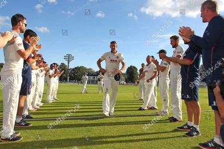 Editorial image of Kent CCC vs Essex CCC, Specsavers County Championship Division 2, Cricket, the St Lawrence Ground, Canterbury, Kent, United Kingdom - 23 Sep 2016