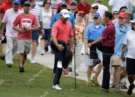 Editorial photo of Cadillac Championship Golf, Doral, USA