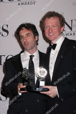 Don McKellar and Bob Martin