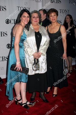 Leigh Silverman, Jane Houdyshell, Lisa Kron
