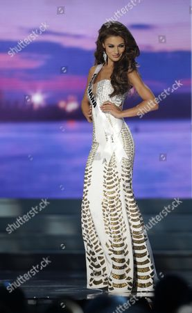 Editorial image of Miss USA, Baton Rouge, USA