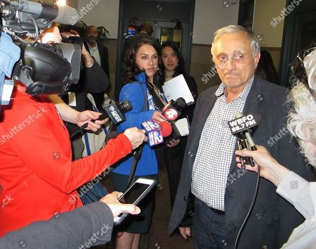 Carl Paladino Buffalo Board of Education member Carl Paladino speaks to reporters after a board meeting in Buffalo, N.Y. The former candidate for governor who is helping to run Donald Trump's New York campaign is being challenged for his seat on the school board by an 18-year-old high school senior