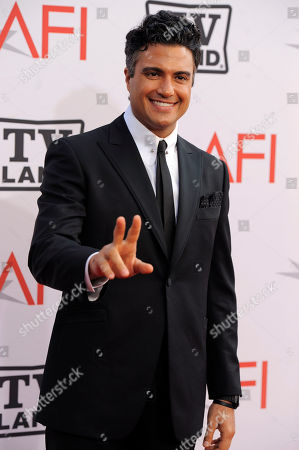 Jamie Camil Actor Jamie Camil arrives at the AFI Lifetime Achievement Awards honoring Mike Nichols, presented by TV Land at Sony Pictures Studios on in Culver City, Calif