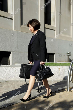 Francine Katz Francine Katz leaves at the Civil Court building, in St. Louis. Katz sued Anheuser-Busch in 2009 for sex discrimination, a year after resigning as vice president of communications and consumer affairs for the maker of Budweiser, Bud Light and other beers. The trail began this week
