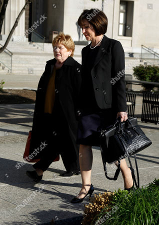 Francine Katz, Mary Anne Sedey Francine Katz leaves the Civil Court building with her attorney Mary Anne Sedey, left, in St. Louis. Katz sued Anheuser-Busch in 2009 for sex discrimination, a year after resigning as vice president of communications and consumer affairs for the maker of Budweiser, Bud Light and other beers. The trial began this week