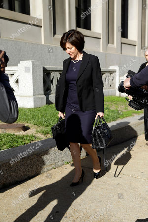 Stock Image of Francine Katz Francine Katz leaves the Civil Court building, in St. Louis. Katz sued Anheuser-Busch in 2009 for sex discrimination, a year after resigning as vice president of communications and consumer affairs for the maker of Budweiser, Bud Light and other beers. The trail began this week