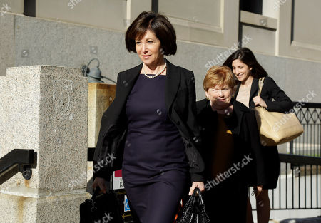 Francine Katz Francine Katz, left, walks out of the Civil Court building, in St. Louis. Katz sued Anheuser-Busch in 2009 for sex discrimination, a year after resigning as vice president of communications and consumer affairs for the maker of Budweiser, Bud Light and other beers. The trail began this week