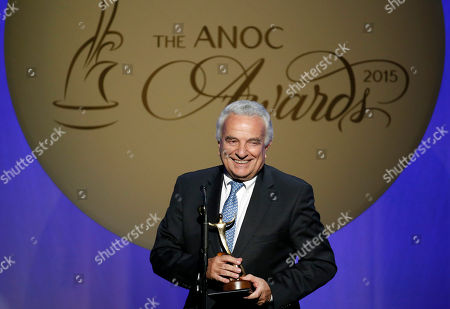 Editorial photo of ANOC Awards, Washington, USA