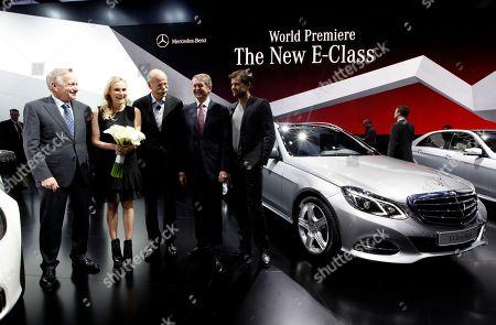 Editorial image of Auto Show, Detroit, USA