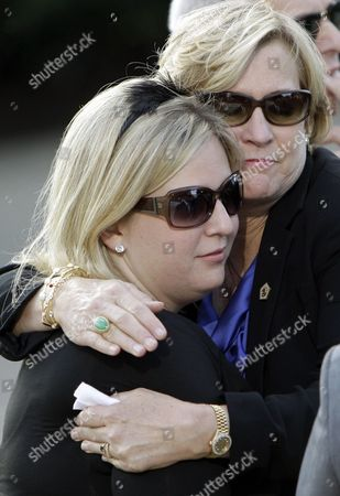Susan Ford Bales, Heather Vance Susan Ford Bales hugs her daughter Heather Vance after the private visitation for former first lady Betty Ford at Gerald R. Ford Presidential Museum in Grand Rapids, Mich. The former first lady will be buried at the museum on Thursday next to her husband former President Gerald R. Ford