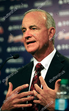 John Hart John Hart speaks during a news conference in Atlanta, where it was announced that he has been named president of baseball operations for the Atlanta Braves. With Hart accepting the newly created title, the Braves no longer are looking for a general manager