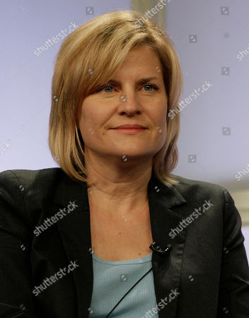 """Carol Barbee Executive producer Carol Barbee, of the television show """"Jericho,"""" is seen at the CBS Press Tours in Beverly Hills"""