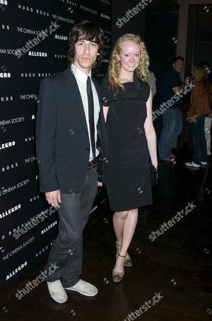 Daniel Vosovic and Ann Scott