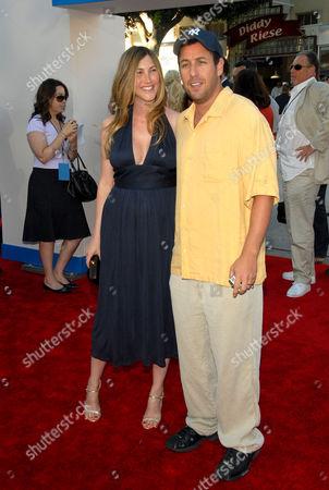 Editorial image of 'CLICK' FILM PREMIERE, LOS ANGELES, AMERICA - 14 JUN 2006