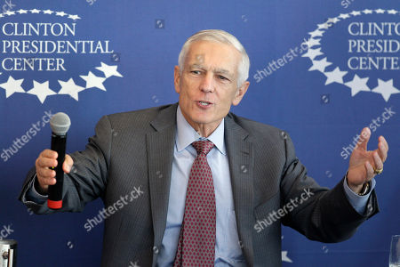 Wesley Clark Retired U.S. Army Gen. Wesley Clark participates in a panel discussion about the Bosnian War at the Clinton Presidential Library in Little Rock, Ark., . The CIA recently posted online more than 300 declassified documents related to the conflict