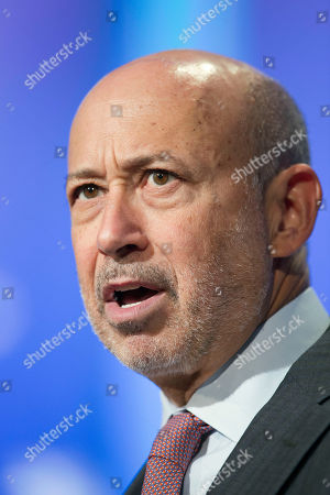 "Lloyd Blankfein, Chairman and CEO of Goldman Sachs Lloyd Blankfein, Chairman and CEO of Goldman Sachs, speaks in a panel discussion, ""Equality for Girls and Women: 2034 Instead of 2134?"" at the Clinton Global Initiative, in New York"