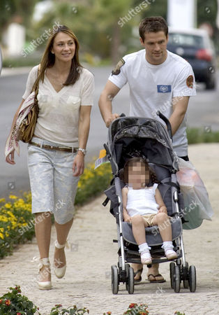 Louise Owen, Michael Owen and daughter