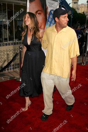 Editorial picture of 'Click' film premiere, Los Angeles, America - 14 Jun 2006