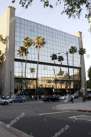 The AMPAS Building