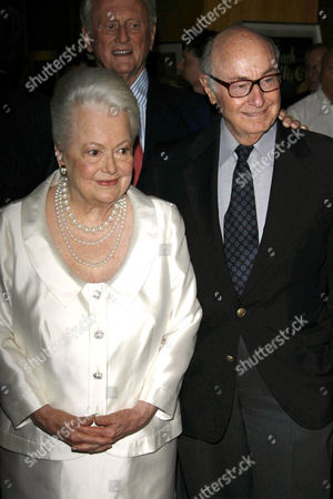 Olivia de Havilland and Husband