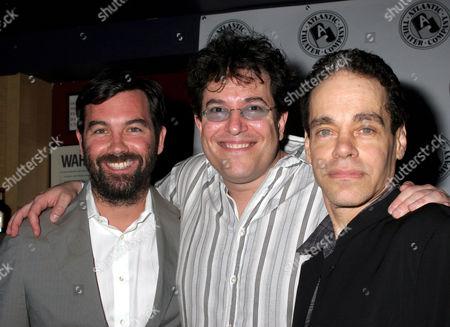 Duncan Sheik, Michael Mayer and Steven Sater