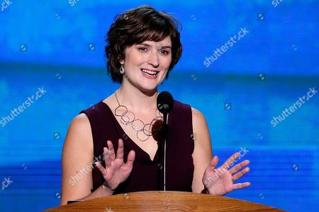 Sandra Fluke Sandra Fluke, attorney and women's rights activist addresses the Democratic National Convention in Charlotte, N.C., on