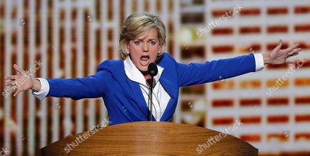 Jennifer Granholm Former Michigan Gov. Jennifer Granholm addresses the Democratic National Convention in Charlotte, N.C., on