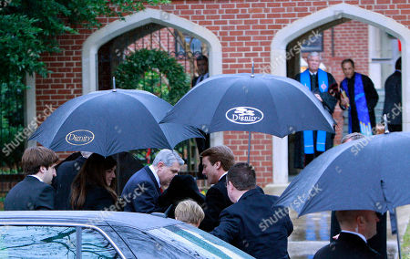John Edwards Former North Carolina senator and Democratic presidential candidate John Edwards and his family arrive for funeral services for Elizabeth Edwards at Edenton Street United Methodist Church in Raleigh, N.C., . Edwards died Tuesday of cancer at the age of 61