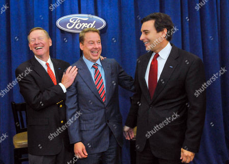 Editorial photo of Ford Annual Meeting, Wilmington, USA
