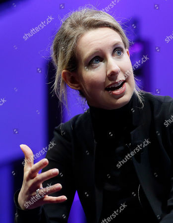 Elizabeth Holmes Elizabeth Holmes, founder and CEO of Theranos, speaks at the Fortune Global Forum in San Francisco