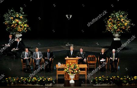 Editorial image of Friday Memorial, Chapel Hill, USA