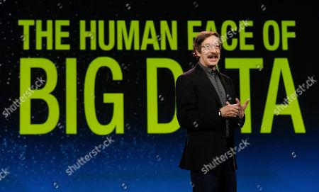 Editorial picture of Gadget Show Cisco, Las Vegas, USA