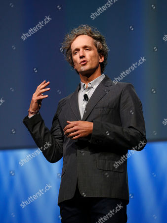 Stock Picture of Yves Behar Yves Behar speaks about television design during a Samsung news conference before the International CES show, in Las Vegas