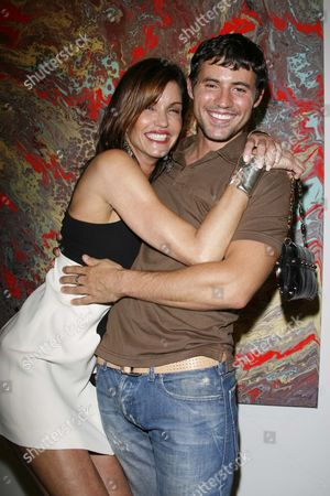 Janice Dickinson and Kris Black