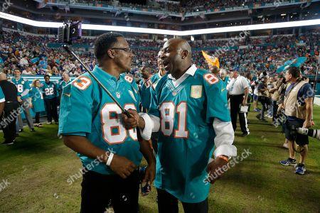 Editorial photo of Giants Dolphins Football, Miami Gardens, USA