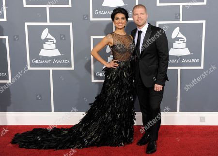 Editorial image of Grammy Awards Arrivals, Los Angeles, USA