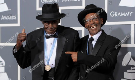 Editorial picture of Grammy Awards Arrivals, Los Angeles, USA