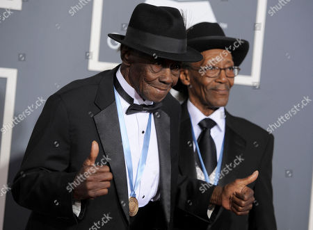 Editorial photo of Grammy Awards Arrivals, Los Angeles, USA