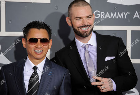 Johnny Dang, Paul Wall Johnny Dang, left, and Paul Wall arrive at the 53rd annual Grammy Awards, in Los Angeles