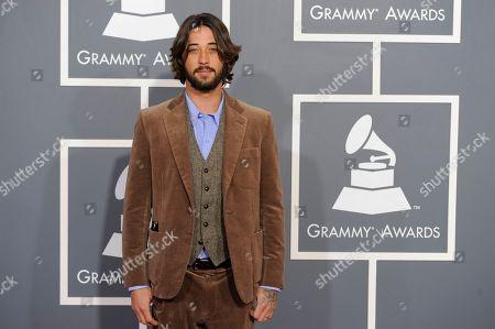 Ryan Bingham Ryan Bingham arrives at the 53rd annual Grammy Awards, in Los Angeles