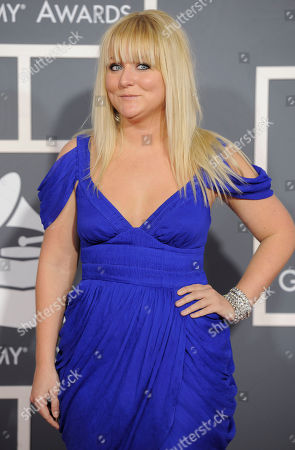 Jessie Jo Dillon Jessie Jo Dillon arrives at the 53rd annual Grammy Awards, in Los Angeles