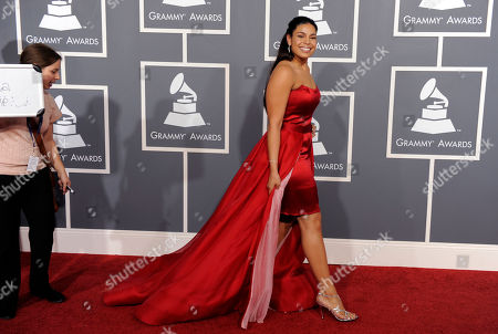 Jordan Sparks Jordan Sparks arrives at the 53rd annual Grammy Awards, in Los Angeles