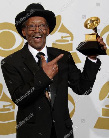 Editorial image of Grammy Awards Press Room, Los Angeles, USA