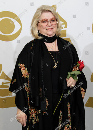 Stock Picture of Linda Moody Linda Moody is seen backstage at the 53rd annual Grammy Awards, in Los Angeles