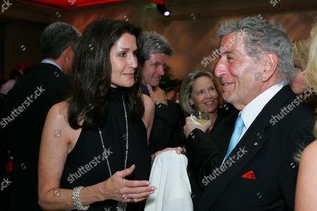 Monica Mancini and Tony Bennett