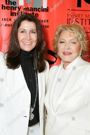 Monica Mancini and Ginny Mancini
