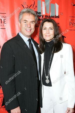 Gregg Field and Monica Mancini