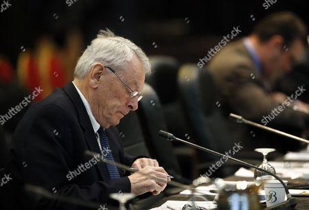 Editorial picture of IAAF Investigation WADA, Colorado Springs, USA