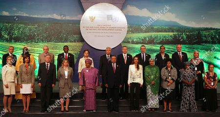 Editorial picture of Indonesia UN, Nusa Dua, Indonesia