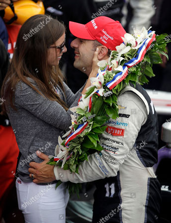Editorial image of IndyCar Indy 500 Auto Racing, Indianapolis, USA